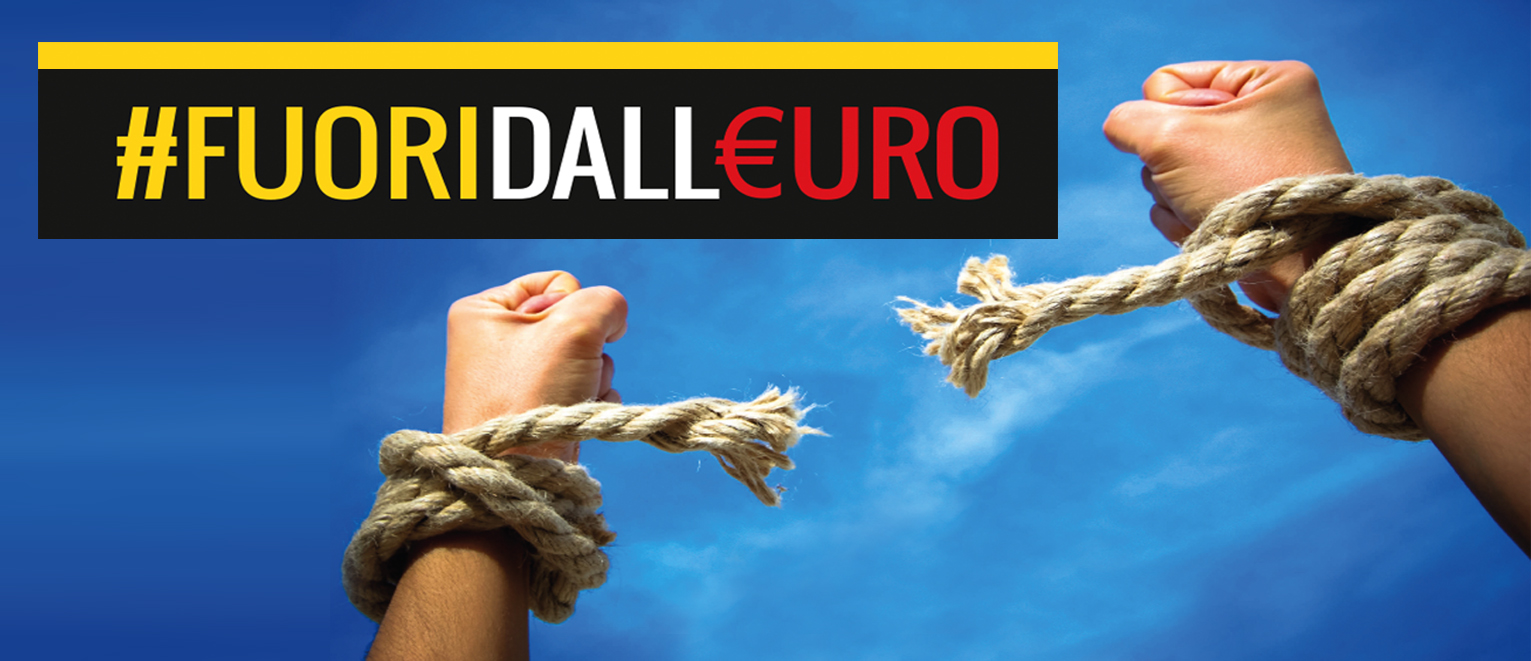 Continua la raccolta firme #fuoridalleuro! Ecco la mappa dei banchetti in Lombardia.