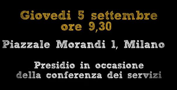 Autostrada Rho-Monza: non siamo carne da macello