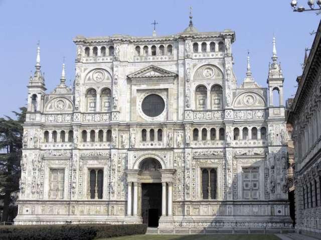 Interrogazione per il rilancio del complesso monumentale della Certosa di Pavia