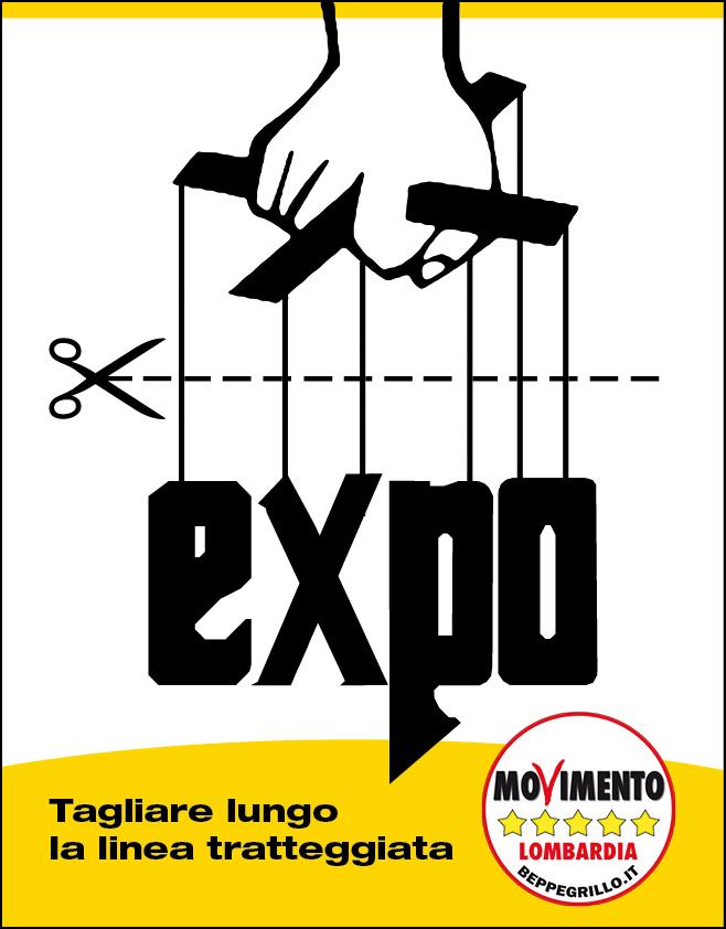 EXPO e Mafia: Movimento 5 Stelle chiede la convocazione di Sala