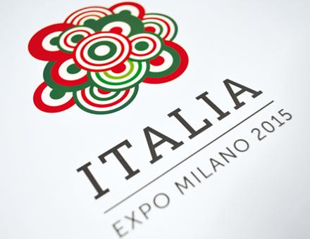 Quanto è costato il logo Expo Italia per il padiglione?
