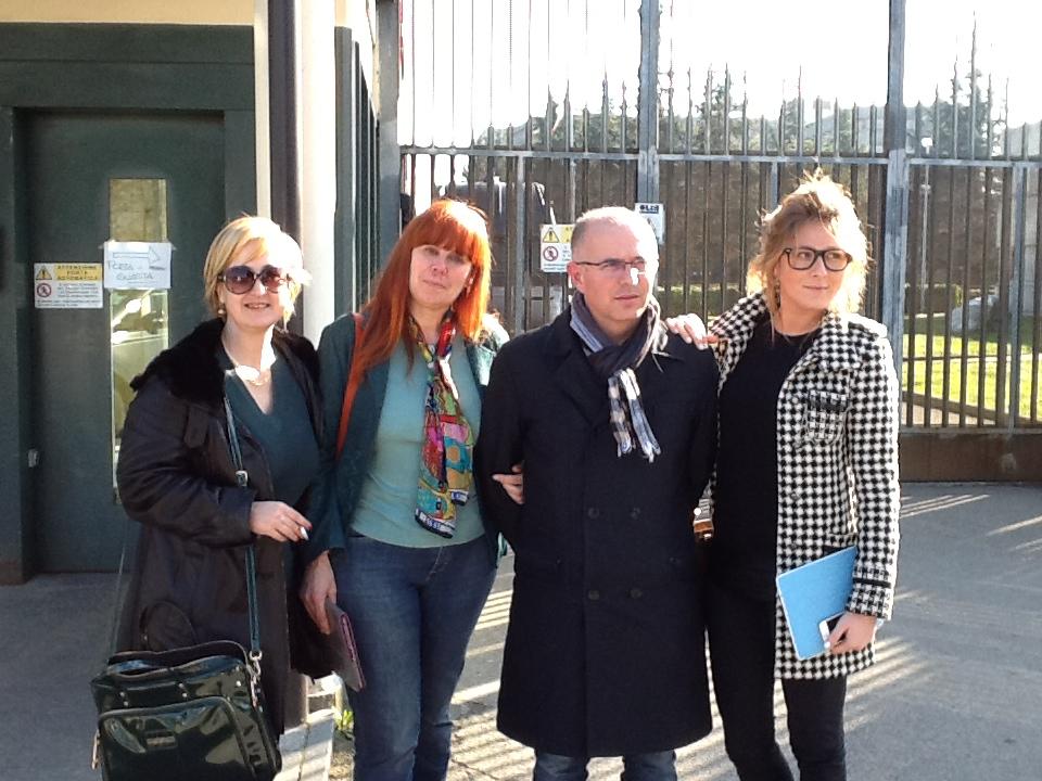 M5S in visita agli Istituti Penitenziari di Bollate ed Opera