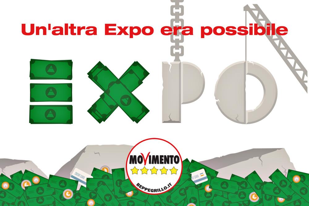 Cosa nasconde Expo? Visita di massa dei portavoce M5S al sito