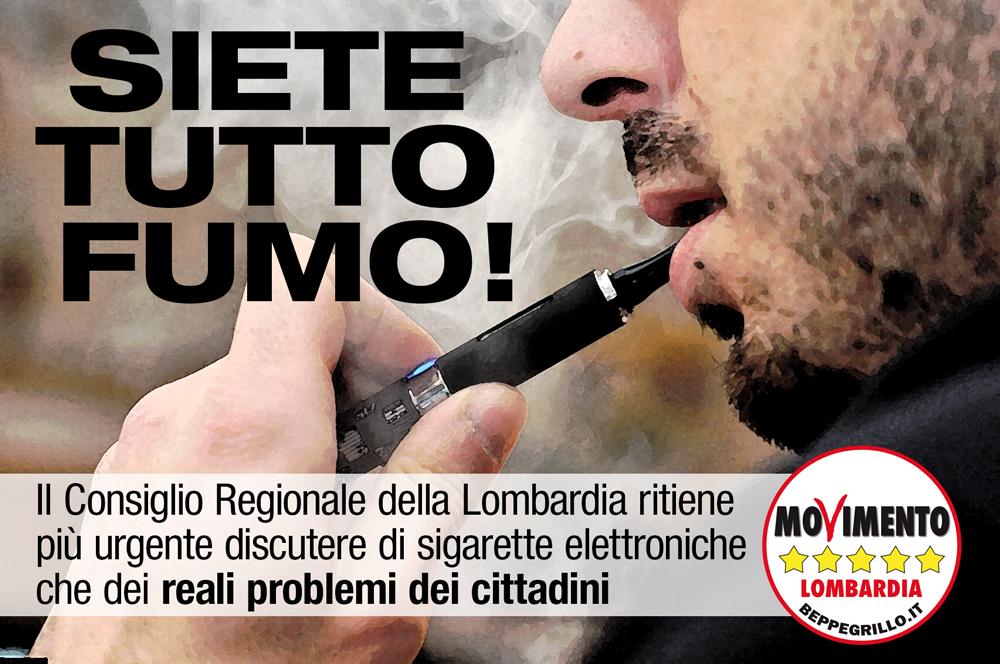 Sigarette elettroniche: stufi di discutere di solo fumo
