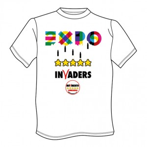 Expo Invaders