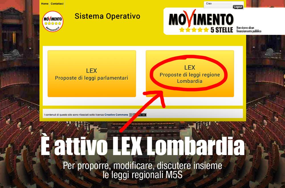 Arriva LEX Lombardia