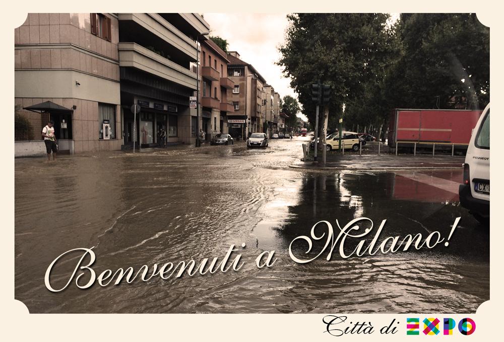 Seveso: per l'acqua alta a Milano non serve un altro Mose