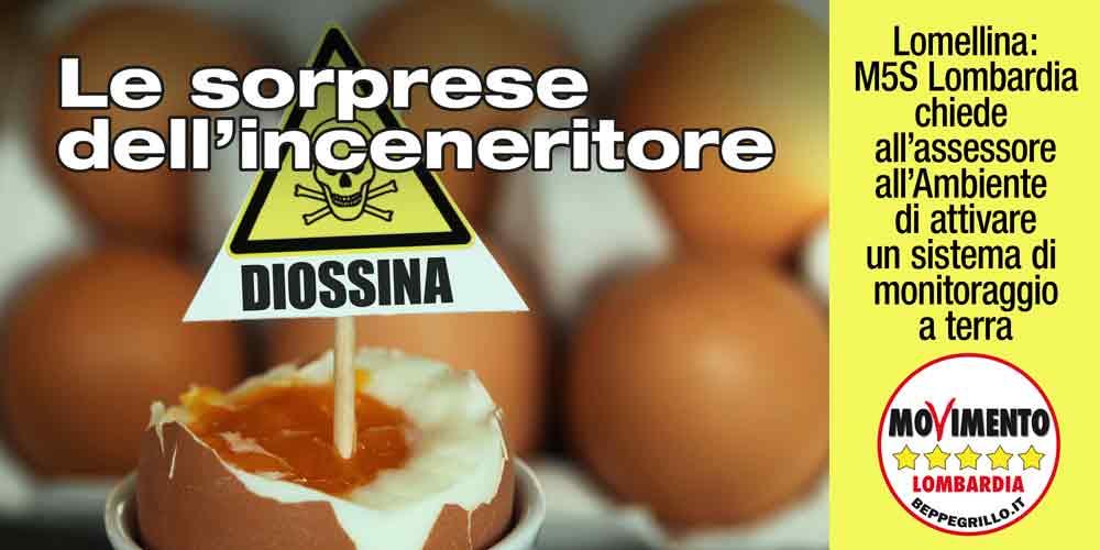 Uova alla diossina a Desio, depositato un esposto