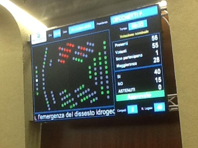 Vittoria di M5S: la Regione Lombardia contro le trivelle di Renzi. PD pro-trivelle scandaloso