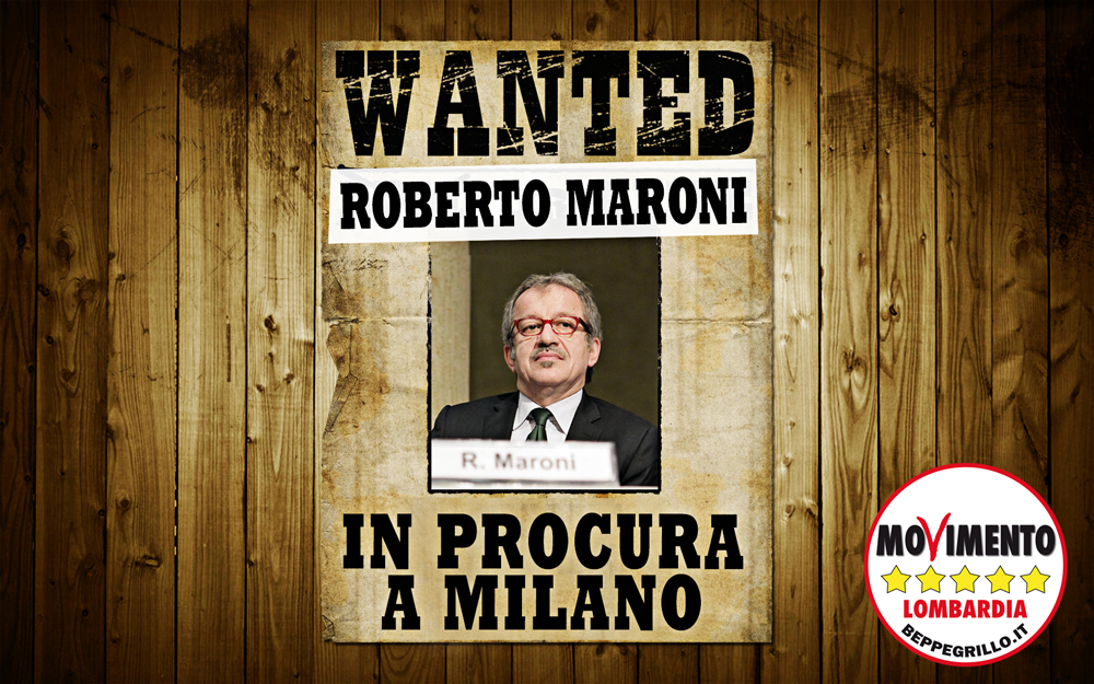 wanted maroni