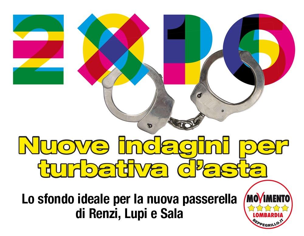 Expo 2015: nuova inchiesta per turbativa d'asta