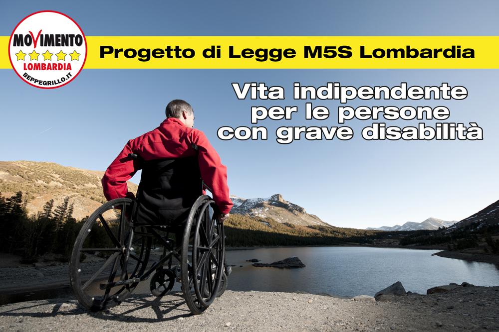 Disabilità. Vita indipendente, tutto tace in Lombardia