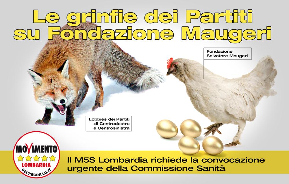Fondazione Maugeri, la gallina dalle uova d'oro che fa gola ai partiti e alle lobby degli speculatori
