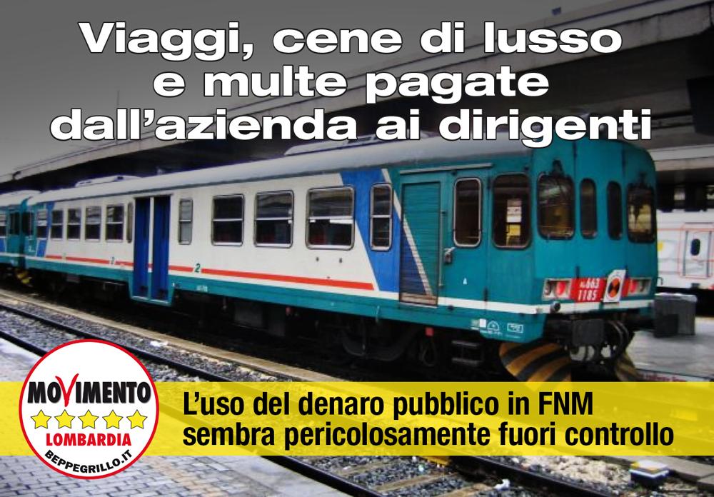 Ferrovie Nord Milano, necessaria operazione trasparenza