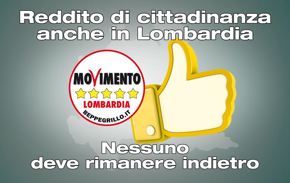 Reddito minimo lombardo: nessuno deve rimanere indietro, anche in Lombardia