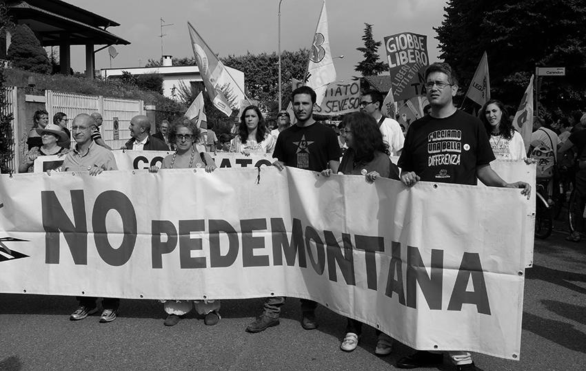 """Pedemontana aprirà contenzioso per bonifiche da diossina. M5S: """"Non paghino i cittadini"""""""