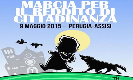 9 maggio, #Marcia5Stelle Perugia – Assisi: tutte le informazioni utili
