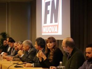 Imbarazzante invito a Forza Nuova in Regione Lombardia