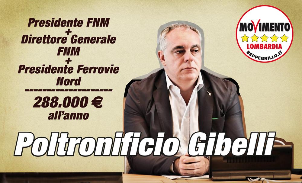 FNM: il presidente Gibelli fa il pieno di… stipendi