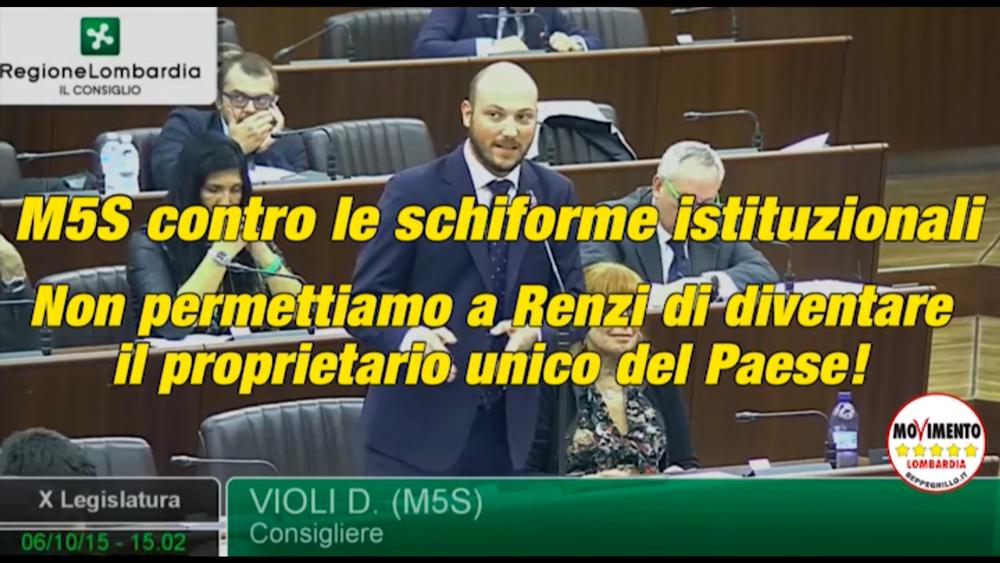NCD e Salvini paralizzano la regione, regionali insieme alle amministrative