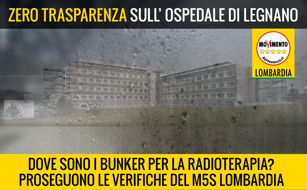 Nuovo Ospedale di Legnano: bisogna fare chiarezza
