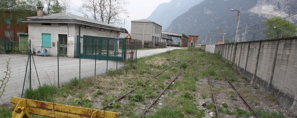 Dall'idroelettrico i fondi per la bonifica dell'area ex-Falck di Novate Mezzola