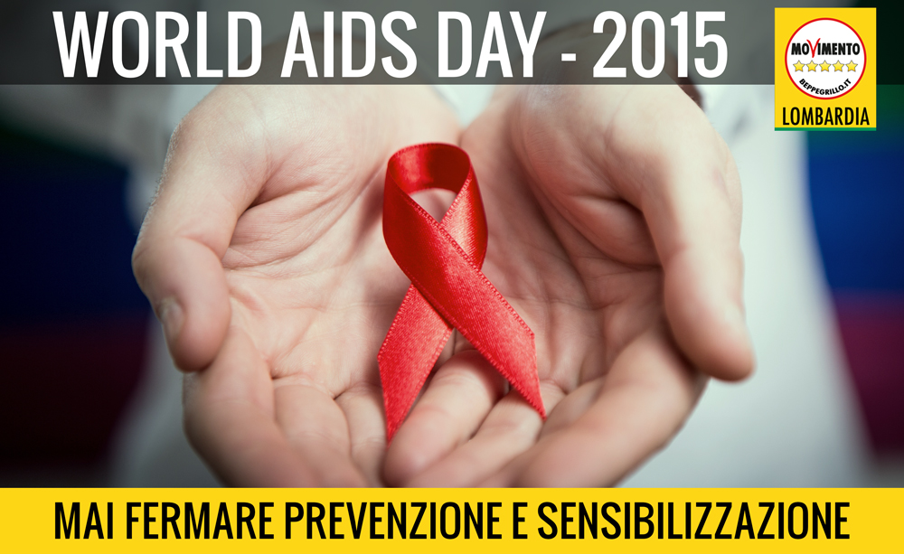 World Aids Day: mai fermare prevenzione e sensibilizzazione