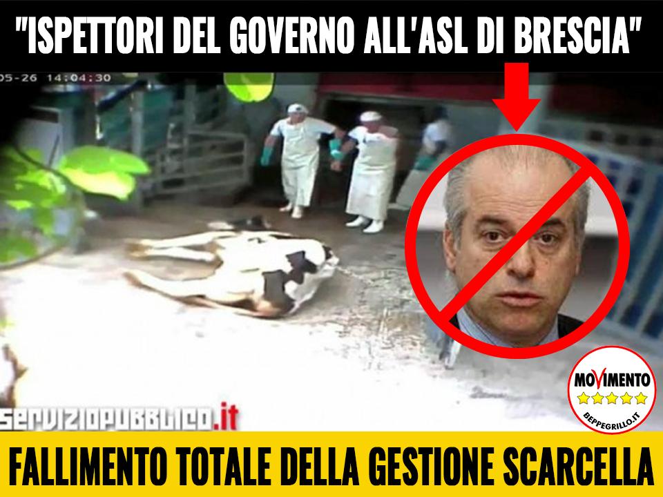 """Macello di Ghedi, Veterinaria ASL Brescia """"commissariata"""" dal Ministero: il fallimento della gestione Scarcella"""
