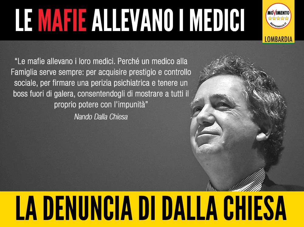 La mafia alleva i suoi medici nella sanità lombarda