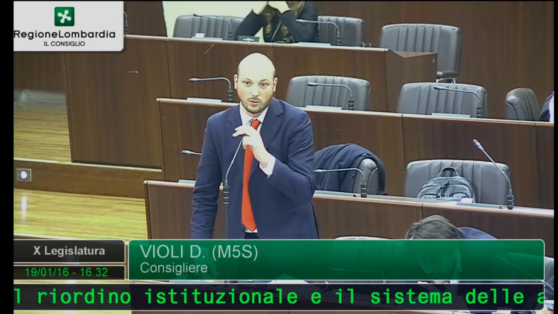 Riforme costituzionali: nessuna sponda al centralismo di Renzi