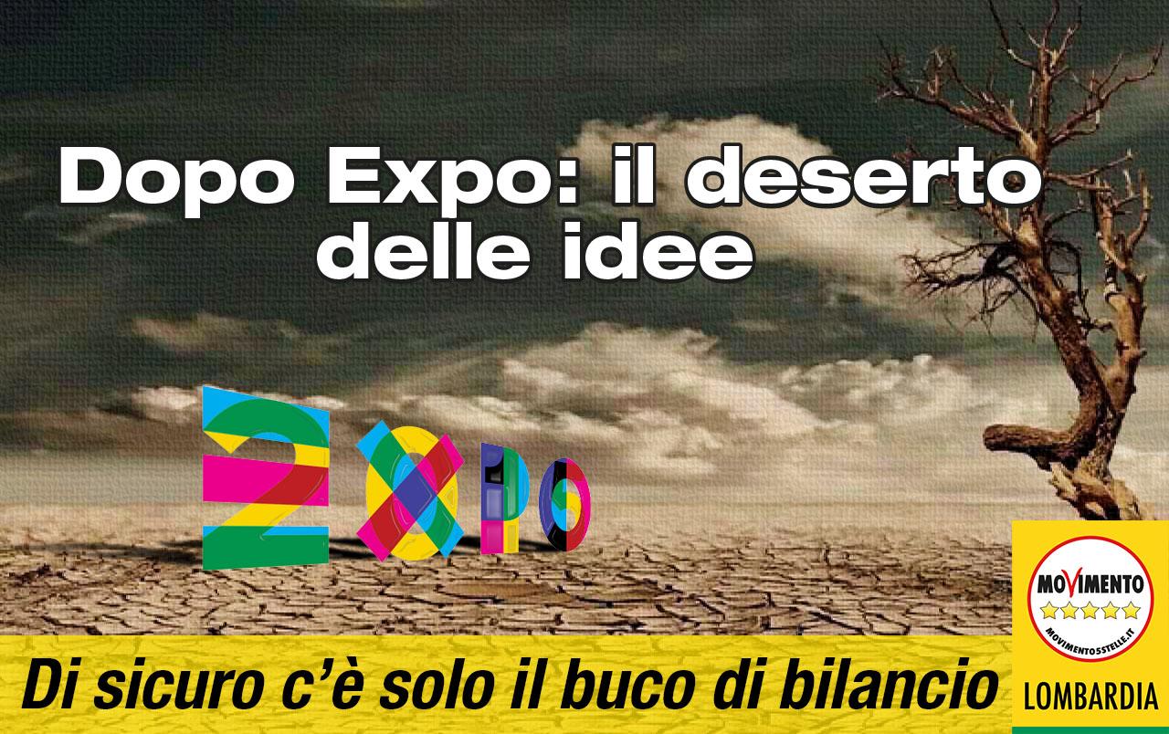 Dopo Expo: progetto evanescente e calato dall'alto
