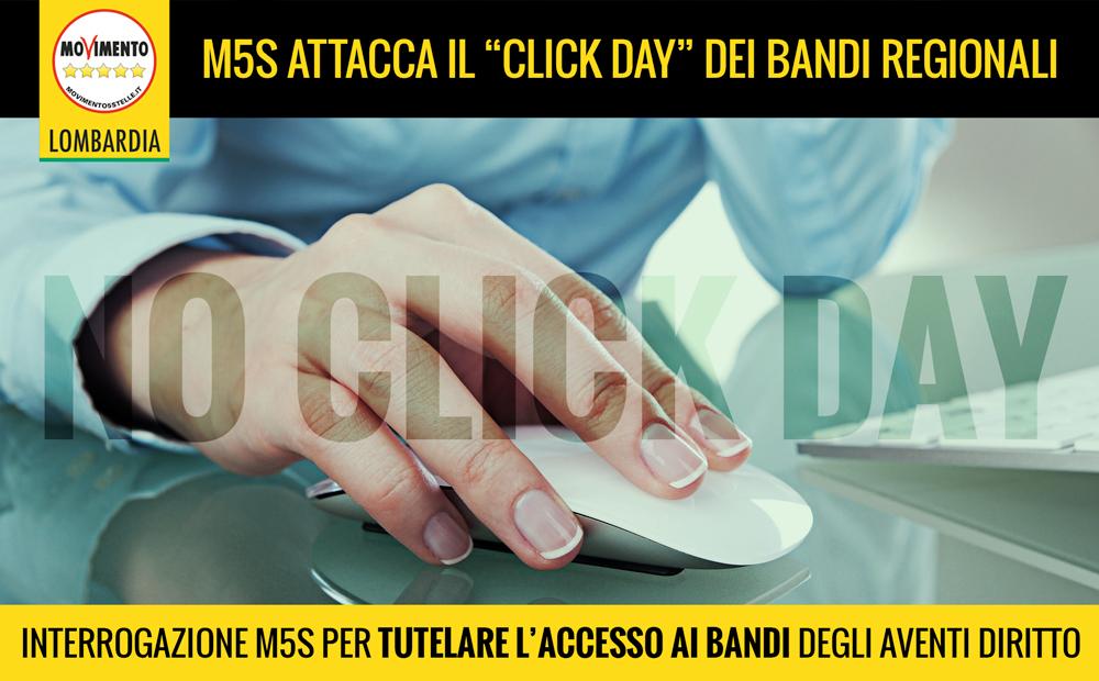"""""""CLICK DAY"""": revisione metodi a tutela degli aventi diritto"""
