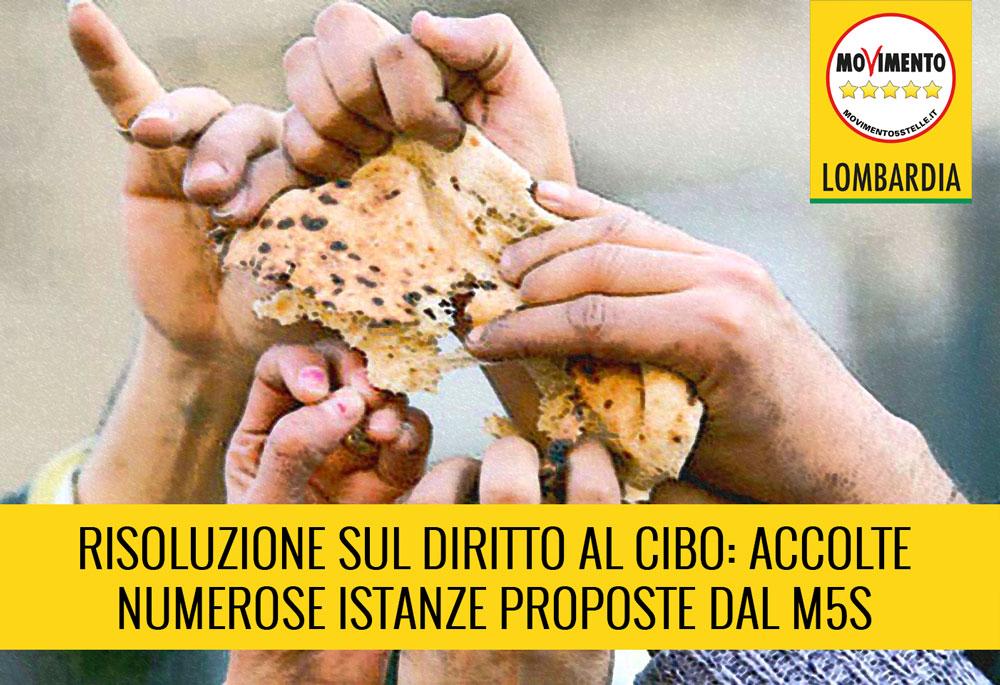 Diritto al cibo, una risoluzione che introduce nuovi paradigmi economici