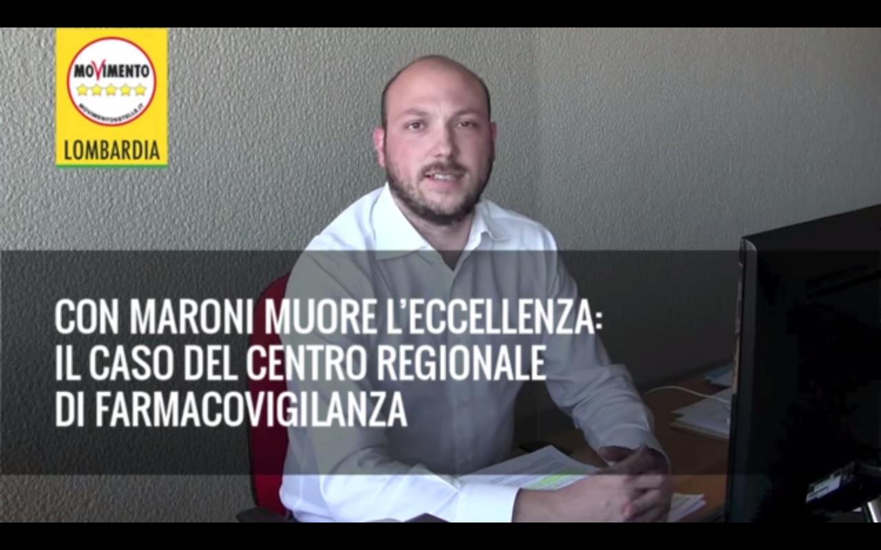 Con Maroni muore l'eccellenza: il caso del Centro Regionale di Farmacovigilanza