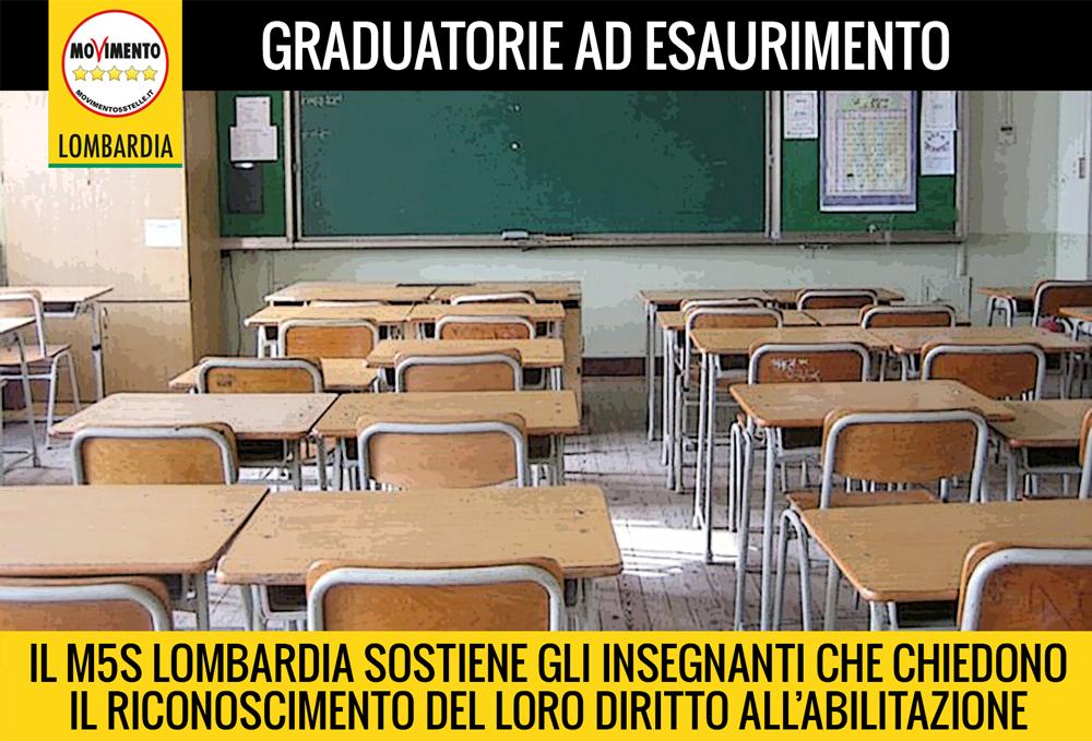 Nelle graduatorie ad esaurimento anche insegnanti con diploma magistrale o del liceo socio-psico-pedagogico.