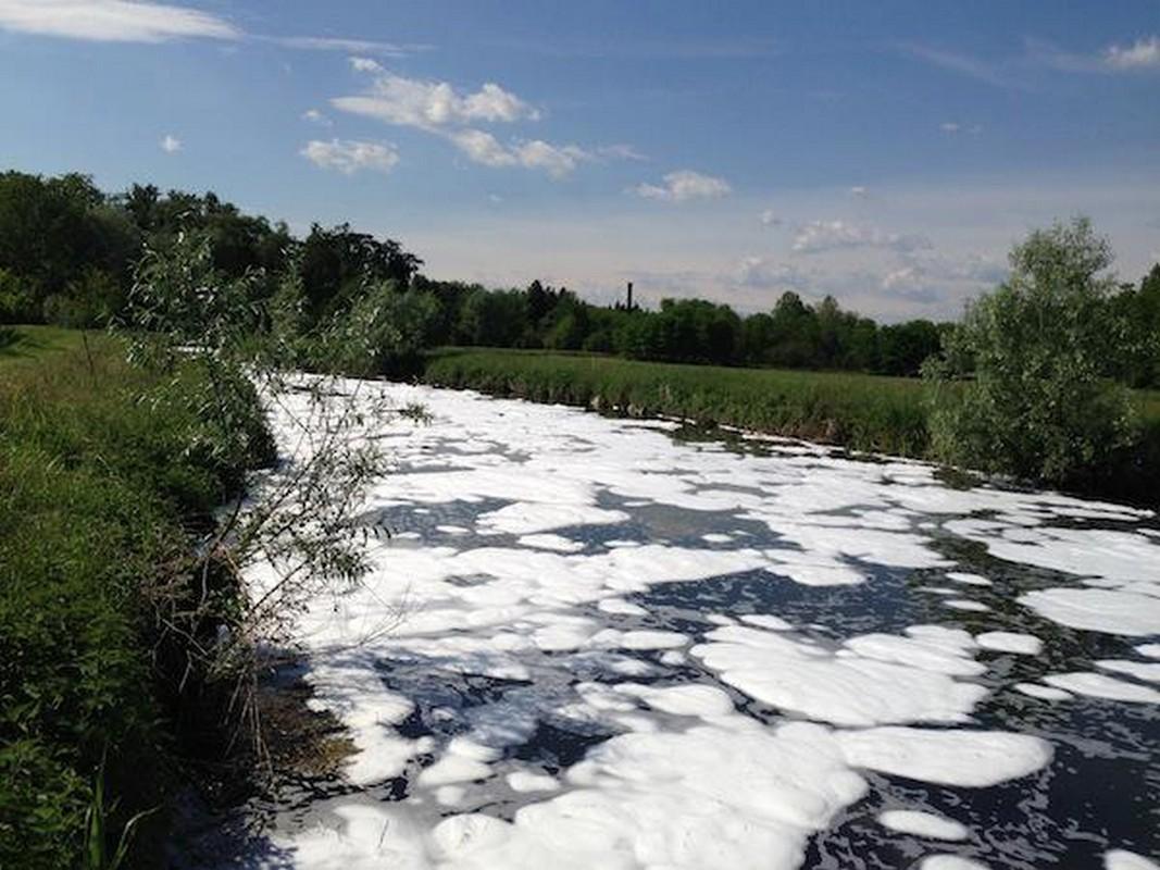 Inquinamento fiume Olona, è un'agonia. Necessari interventi mirati