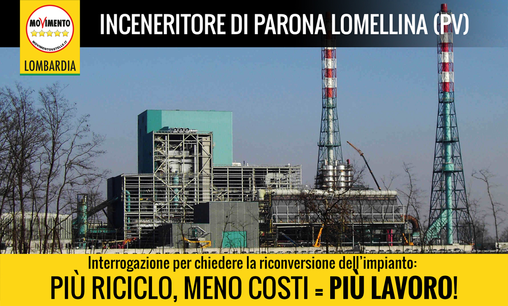 Accordo raggiunto per i lavoratori di Lomellina Energia ma nessuna risposta sulla riconversione dell'inceneritore di Parona