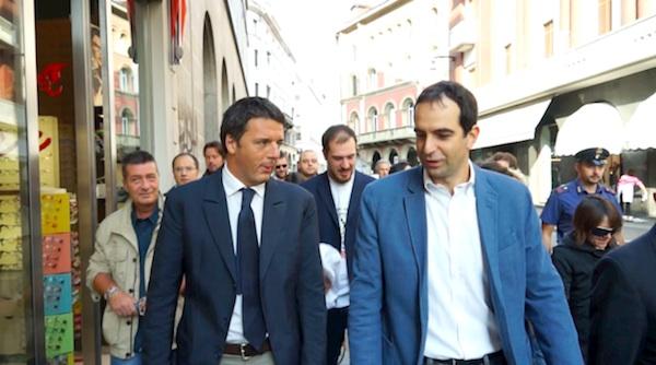 Alfieri (PD) è il pinocchio di Renzi