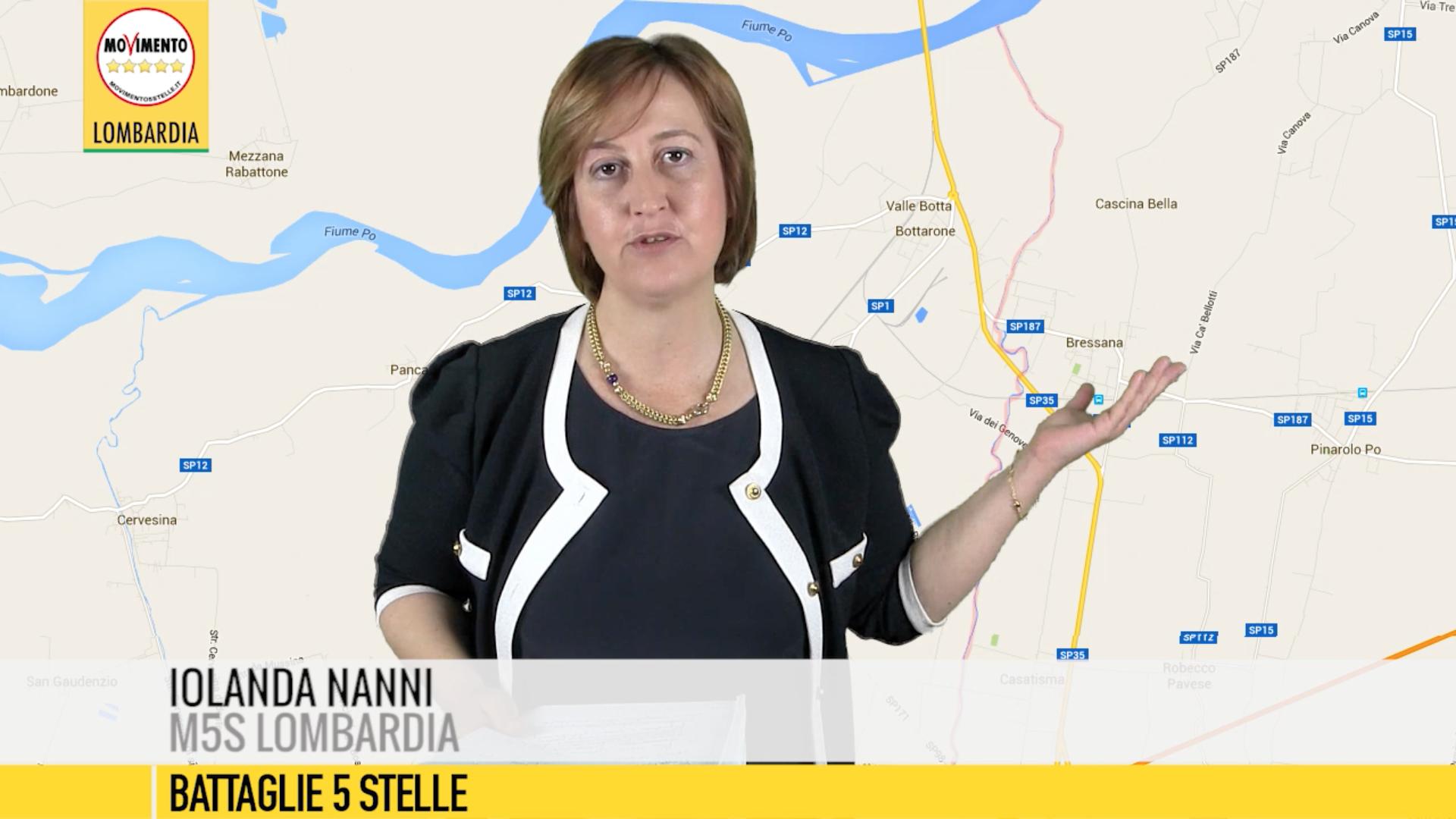 Allarme inquinamento nel torrente Coppa (Pavia): Regione individui i colpevoli del disastro. Interrogazione M5S