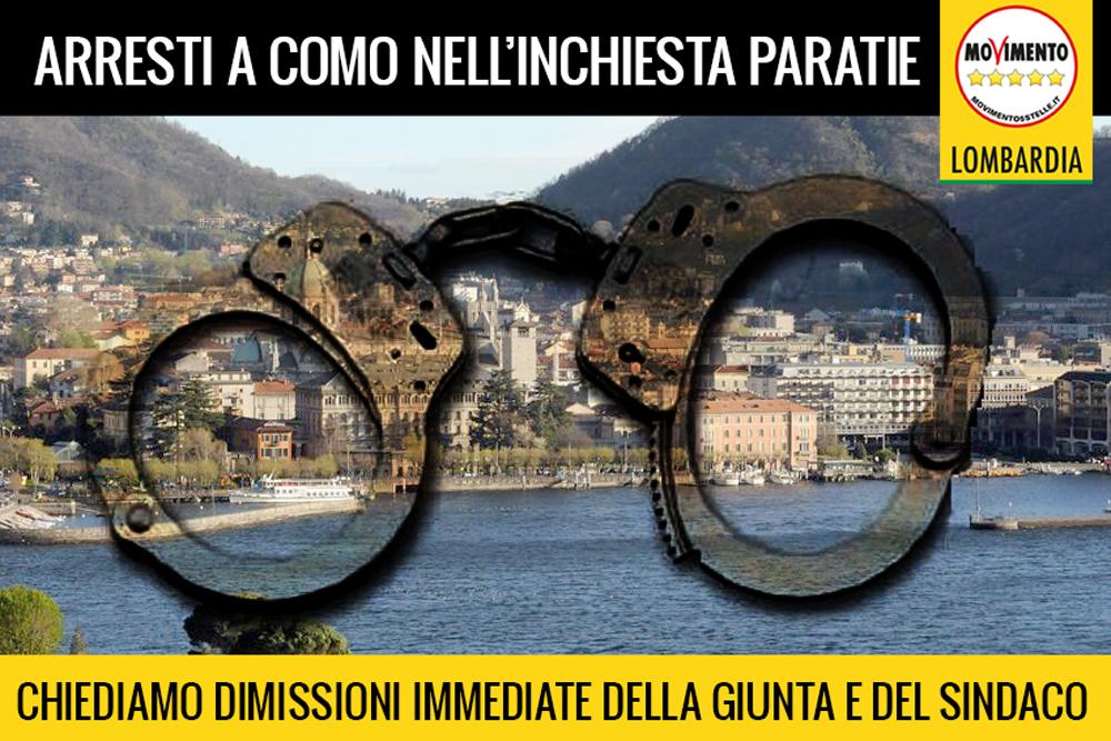 Inchiesta paratie del lago di Como: finalmente i nodi vengono al pettine