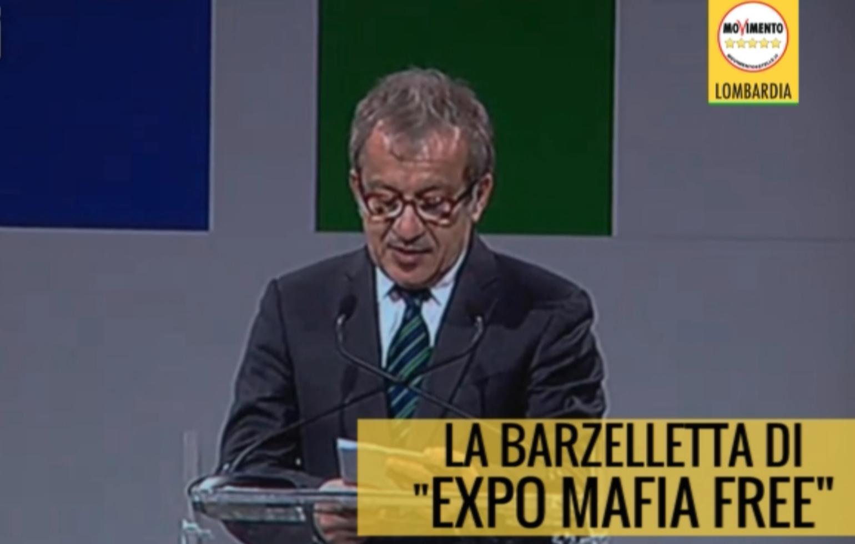 Expo Mafia. M5S invia lettera a Maroni: relazioni in aula e proponga azioni antimafia concrete