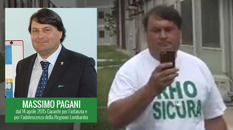 Il Garante per l'infanzia in giro con Salvini a farsi i selfie contro i profughi