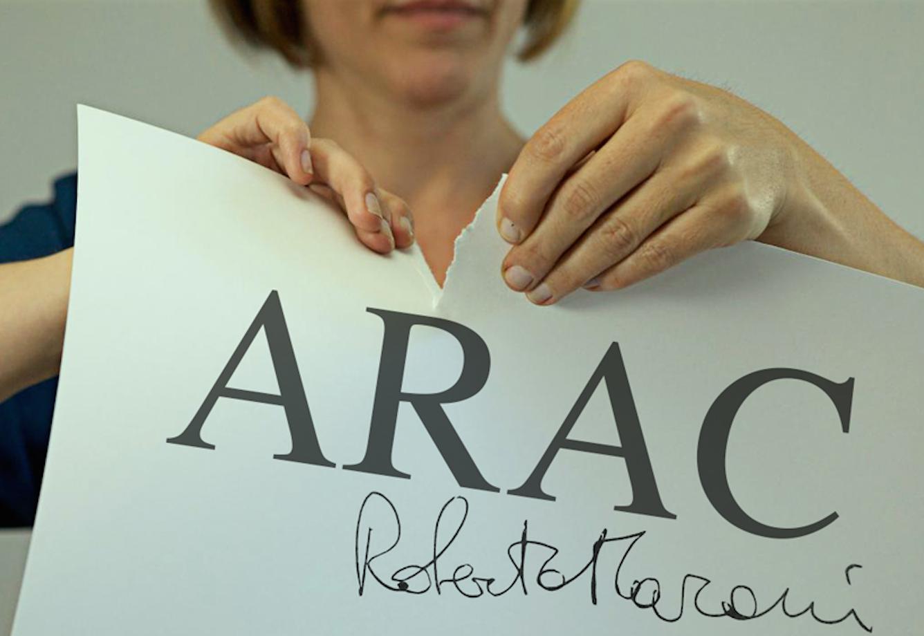 """ARAC: """"L'anticorruzione di Maroni è un pacco"""""""