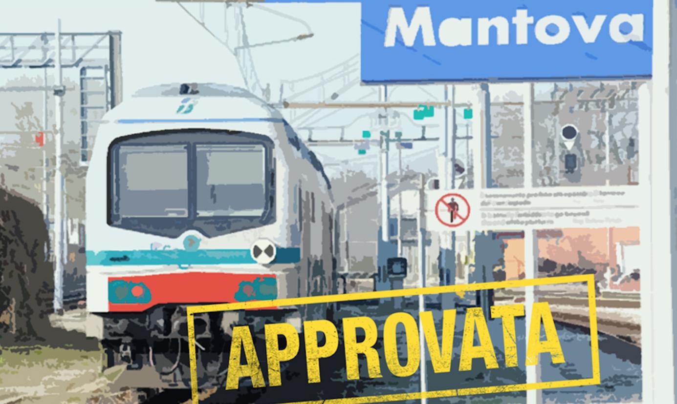 PRMT: si al raddoppio completo dei binari sulla Mantova-Milano proposta dal M5S