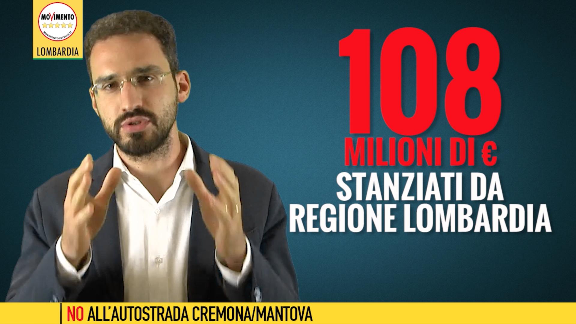 Autostrada regionale Cremona-Mantova: Maroni persevera nell'inganno ai cittadini