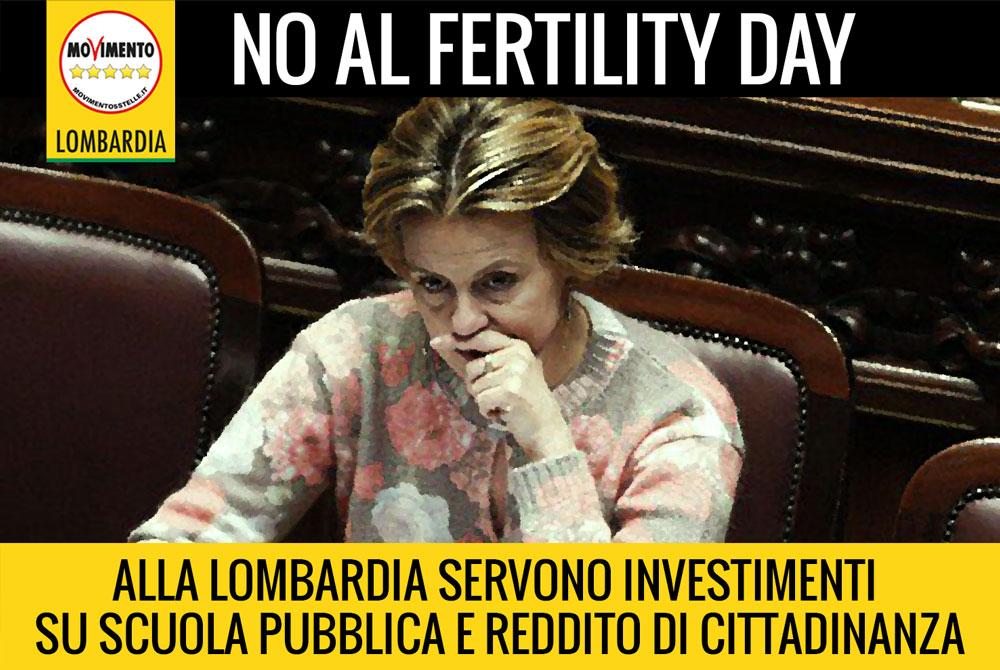 Fertility Day aberrante, mozione per il bonus famiglia