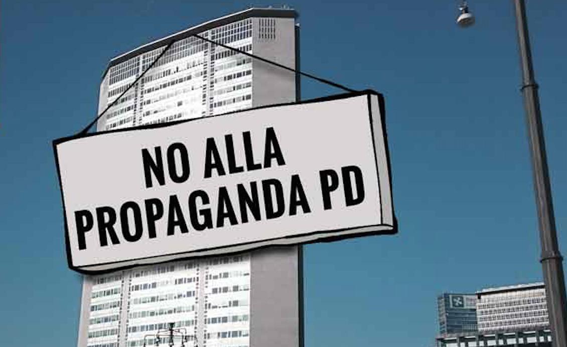 Referendum: il M5S blocca la propaganda del Pd al Pirellone
