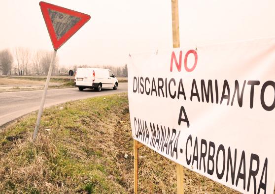 Nuova interrogazione M5S su discarica amianto a Cava Manara (PV): non ci sono le condizioni di sicurezza.
