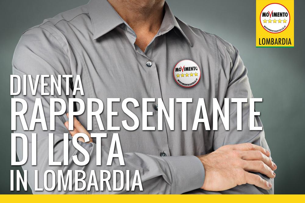 Il M5S Lombardia cerca rappresentanti di lista per il referendum costituzionale
