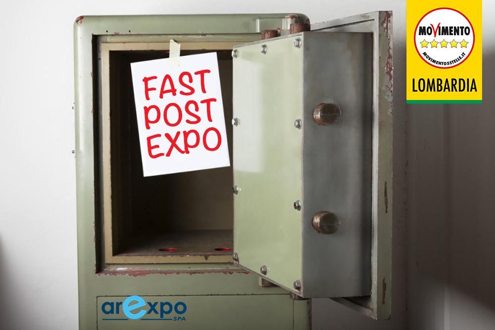 Arexpo senza soldi, dove sono finiti i 75 milioni del Fast Post Expo?